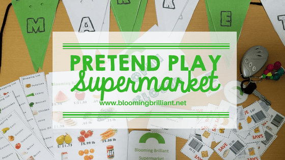 Pretend Play - Supermarket