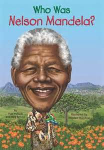 Celebrating Black History Month with this amazing book about Nelson Mandela