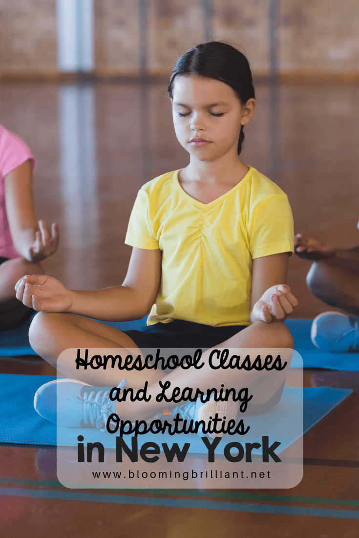 Homeschool Classes and Learning Opportunities