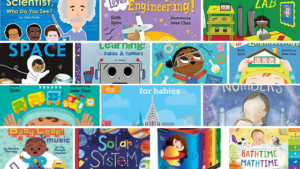 STEM Books for Babies and Toddlers